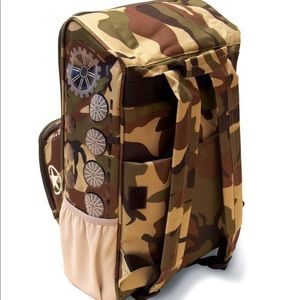 Backpack/Suitcase/Tank–Forest Camouflage